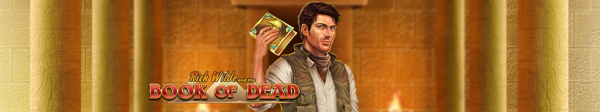 Slider Banner - Book of Dead 2