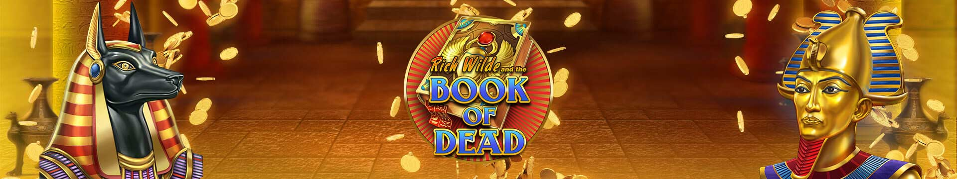 Slider Banner - Book of Dead