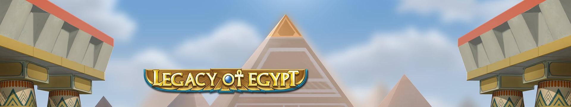 Slider Banner - Legacy of Egypt