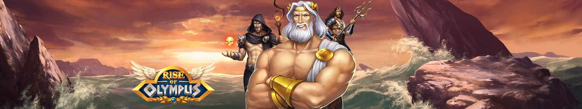 Slider Banner - Rise of Olympus