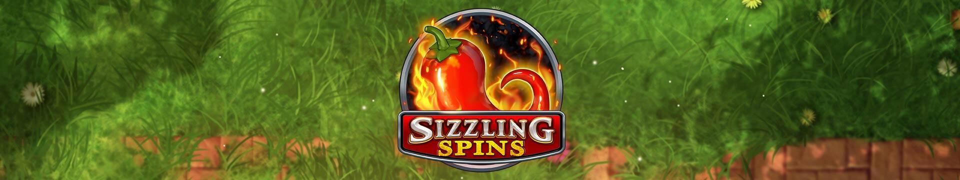 Slider Banner - Sizzling Spins