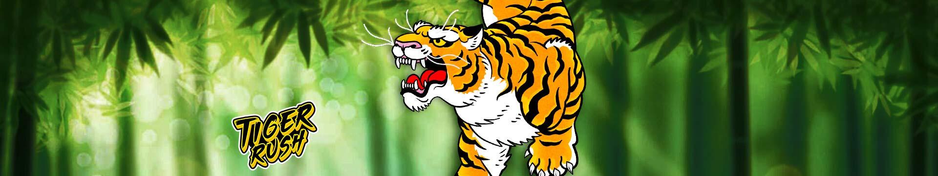 Slider Banner - Tiger Rush