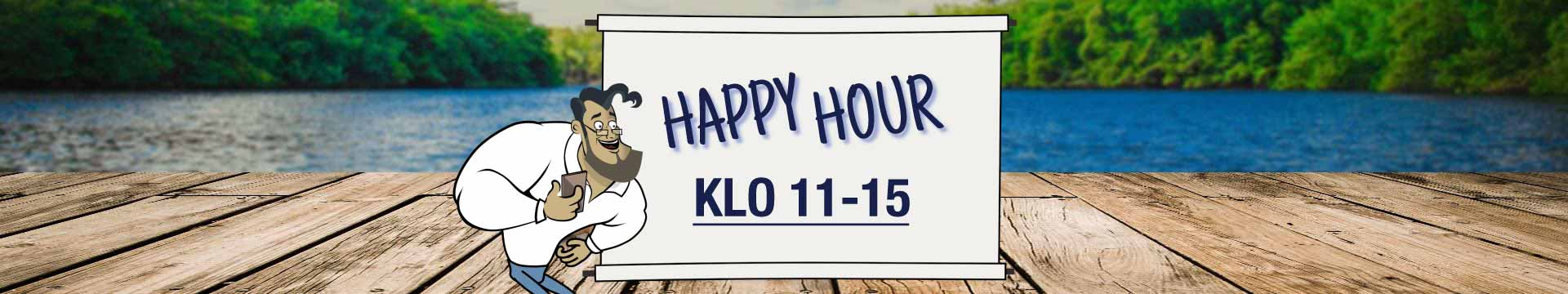 Slider Banner - Happy Hour May