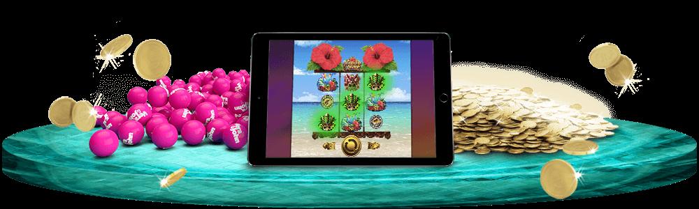 size 40 a08dc 58227 Kasaa voittoja Hawaiian Dream -pelin hiekkarannoilla